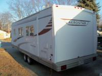 I have for sale a 2002 Aerostar by Coach. I am buying a
