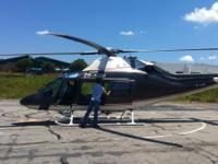 2002 Agusta/Westland A119 KOALA s/n 14025 REG ZS-HDM,