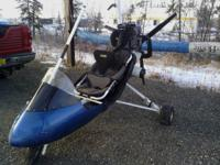 I have a 2002 Airborne X Ultra Lite with 80 hrs. It has