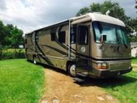 This is an amazing Class A motorhome. This RV is a