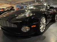 This is a Aston Martin, Vanquish for sale by Euro