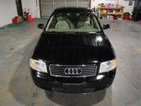 This Audi A6 is in immaculate condition with only