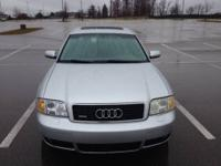 2002 Audi A6 Quattro AT5, 2.7 V6 w/ Turbos, Automatic