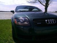 For Sale: 2002 Audi TT Quattro Low Miles!! Only 54k