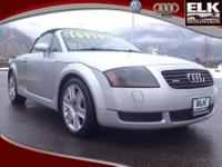 2002 Audi TT 2dr Car Our Location is: Elk Mountain