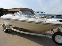 2002 Bayliner 185 BR Boat is located in