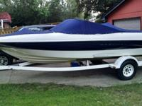This 2002 Bayliner 215 Capri is one of the most popular
