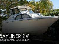 2002 Bayliner 2452 Ciera Express - Stock #072313 -