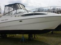 2012 Bayliner Ciera 2455 is your perfect family
