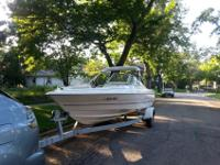 2002 19' Capri 1950 BaylinerVery clean boat, low hours,