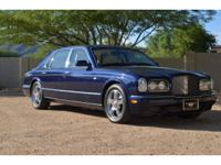 This is one of the most special Bentley Arnages ever