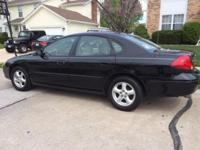 Selling a very nice 2002 V6 Black Ford Taurus! It's got