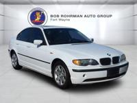 *New Arrival* *This 2002 BMW 3 Series 325i has a sharp