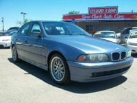 Options Included: N/AA MUST SEE 5-SERIES SUPER,CLEAN
