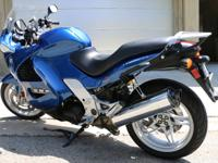 Selling my very nice 2002 BMW K1200RS Sport Touring