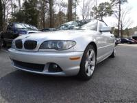 Year: 2002 Make: BMW Model: M3 Trim: Convertible