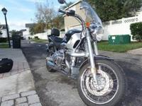 2002 BMW R1200C, Here is a good example of a nice low