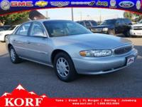 2002 Buick Century 4dr Car Custom Our Location is: Korf