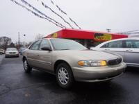 Options:  2002 Buick Century Custom|Custom 4Dr