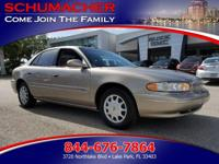 Options:  2002 Buick Century Custom| |Child Safety Rear