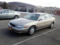 This is a clean 2002 Buick Century Special Edition
