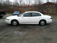 This is a clean Low Mileage 2002 Buick Lesabre