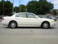 Options Included: 3800 V6, automatic transmission,