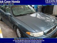 Options:  2002 Buick Lesabre Custom|/|V6 3.8L