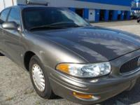 *This LeSabre is $1,183 Below the Market Average!