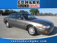 Options:  2002 Buick Lesabre Custom|**New Arrival**!