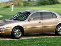 2002 Buick LeSabre Limited For Sale.Features:Traction