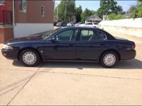 Options:  2002 Buick Lesabre Limited|Limited 4Dr