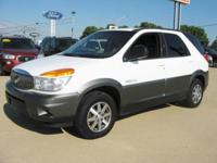 Options Included: N/A2002 Buick Rendezvous/ CX trim
