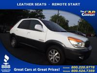 Used 2002 Buick Rendezvous,  DESIRABLE FEATURES: