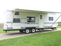 2002 Four Winds Lite LE Bunkhouse Model 27 BH 27' UVW