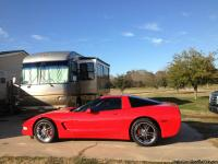 BEAUTIFUL 2002 : C-5 CHEVY CORVETTE COUPE FOR