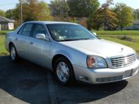 Options Included: N/A2002 Cadillac DeVille with just