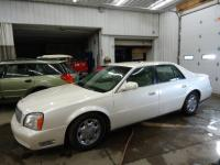 2002 Cadillac Deville Leather Loaded with power