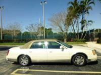 2002 CADILLAC DEVILLE-DHS, NORTH STAR 4.6L, LOADED,LOW