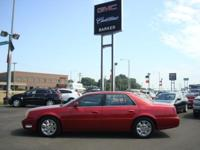 Options Included: N/A2002 CADILLAC DeVille 4dr Sdn DTS