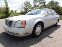 2002 Cadillac DeVille Sedan Our Location is: Cadillac