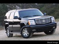 This 2002 Cadillac Escalade is a real winner with