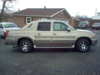 2002 CADILLAC ESCALADE EXT ALL WHEEL DRIVE, *PYTHON*