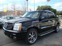 2002 CADILLAC ESCALADE EXT AWD TEAM CAN 6.0 L V8 TEAM
