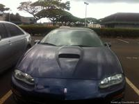 Hi I am selling my 02 camaro ss. It is an SLP 35th