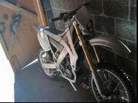 The bike runs great very fast and fun, light and