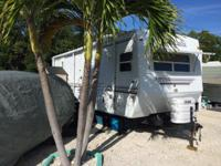 2002 Travel Trailer For Sale Sleeps Four In Excellent