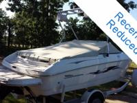 Boaters in the market for a brand-new bowrider have a