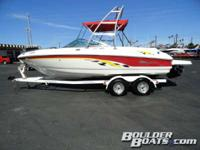 2002 Chaparral 216 SSi Sport Payments as low as $175/