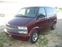 LOCAL TRADE IN 8 PASSENGER WELL MAINTAINED VAN WEHRS